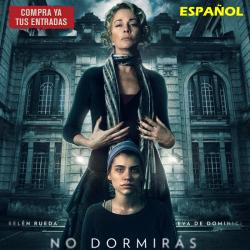 NO DORMIRÁS - 2D ESPAÑOL